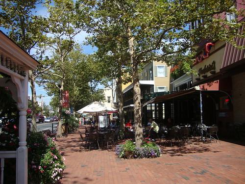 "Main Street:  ""Restaurant Row"""