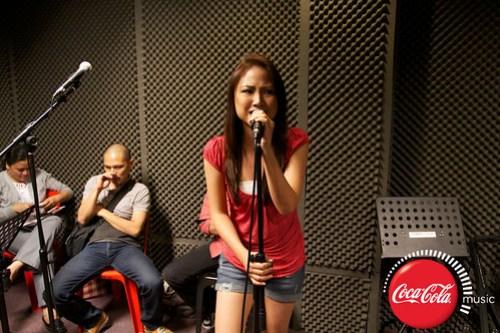 Callalily and Kiss Jane - Coke Music Studio - 6