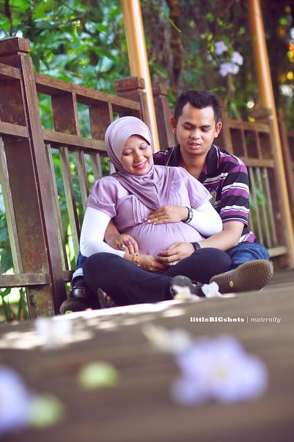Baby On Board   Maternity Portraiture Photographer Malaysia
