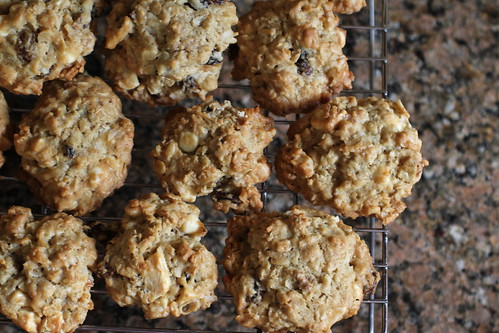 chewy and chunky cookies