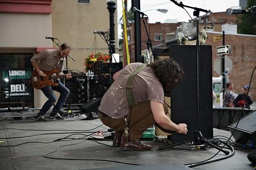 Lark Fest 2011, Albany NY -- Severe Severe