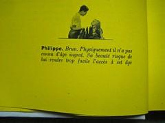 Colette (Sidonie-Gabrielle), Le blé en erbe; Club des éditeurs, (Flammarion), Paris 1956. p. 8 (part.), 2