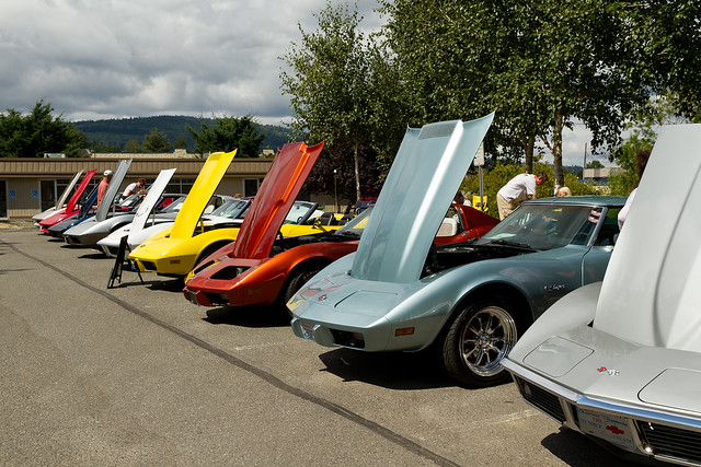 2011 XXX All Corvette Show