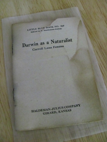 Darwin as a Naturalist