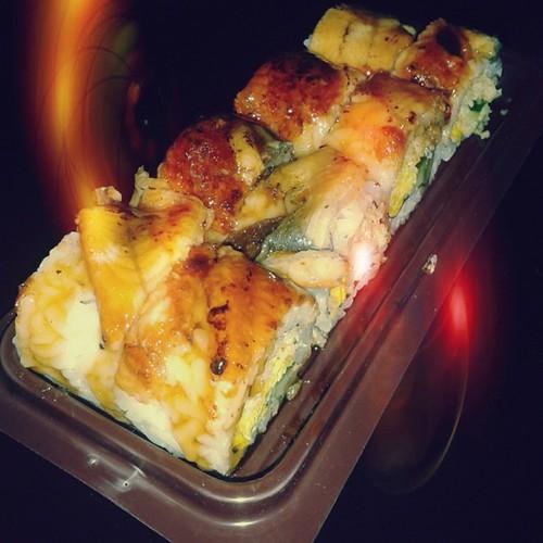 The Yakuza Roll