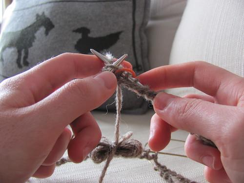 circular knitting!