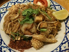 Phad Thai Chicken