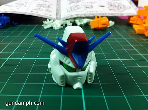 SD ZZ Gundam with Mega Rider (8)