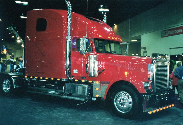 Mid America Truck Show 2001