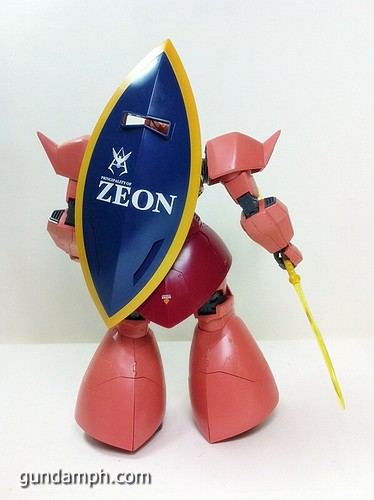 MG Char Aznable's Gelgoog (60)