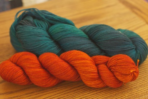 Tsunami yarn choices
