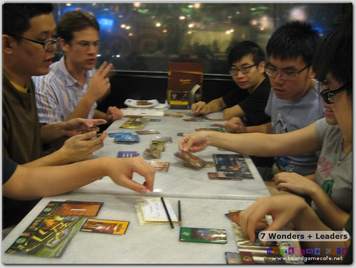 BGC Meetup - 7 Wonders + Leaders