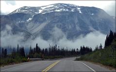 Alaska - Klondike Highway - Mountain