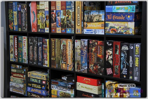 BGC Meetup - BGC Meetup - Jack208 Boardgame Library