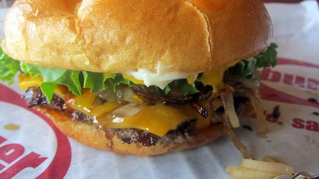 burger shot at smashburger