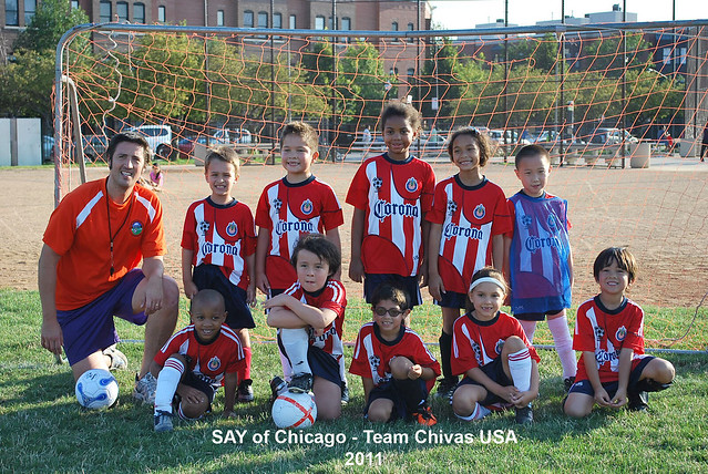 SAY of Chicago - Chivas USA