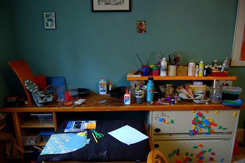 A Child's space for Art