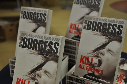 Melvin Burgess, Kill All Enemies