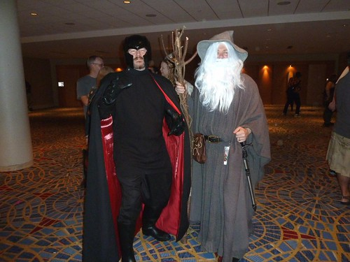 #39 - Magneto with Gandalf