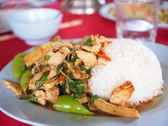 Chicken, Vangmekong, Vientiane