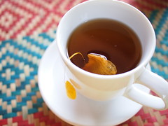 Silk Worm Poo Tea, Ock Pop Tok, Luang Prabang