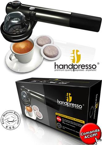 Handpresso WILD – Espresso perfect, oriunde