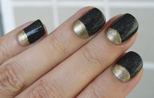 Half-moon manicure (3)