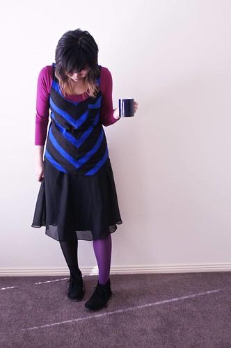 Tea and Stripes 1