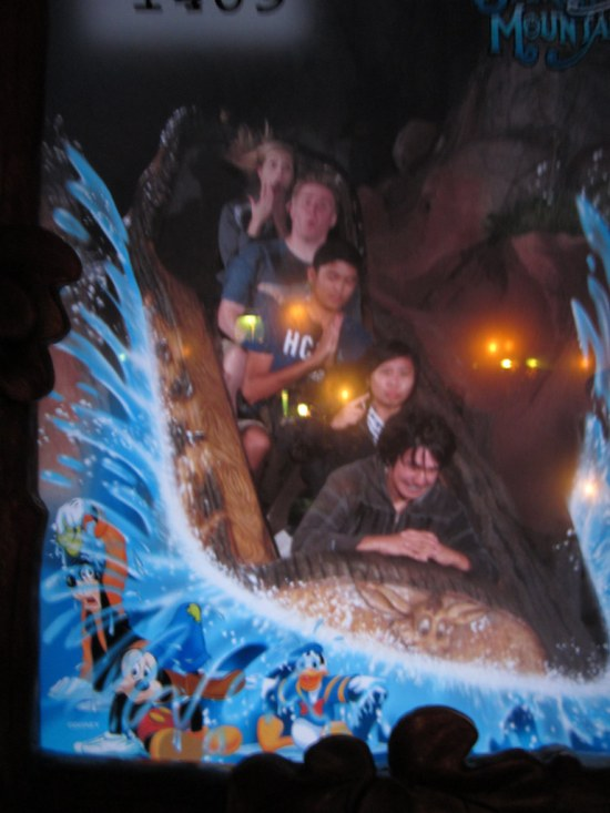 2011 - August - Disneyland