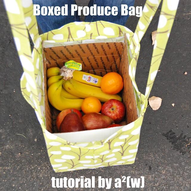 box produce tutorial
