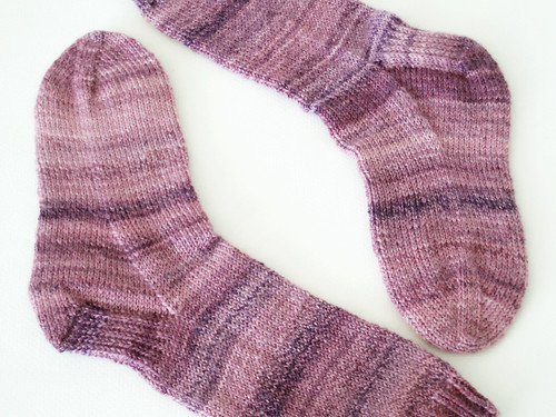 rose sock 2