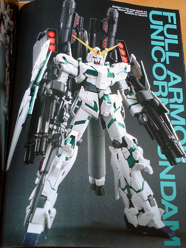 MG 1 100 Full Armor Unicorn Gundam Coming Soon (2)