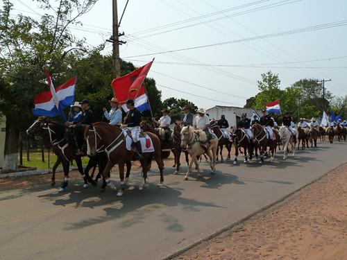 San Fermin  parade