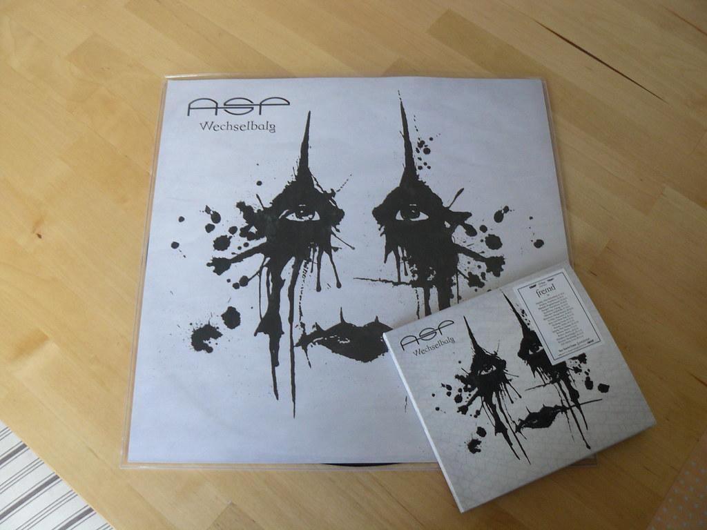 Die neue Single - als CD und Vinyl