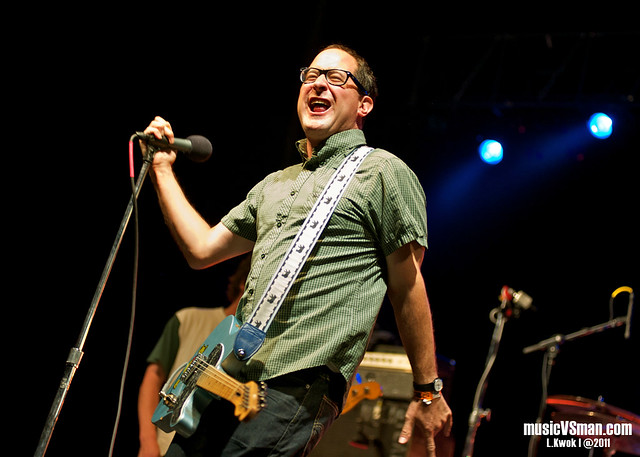 The Hold Steady @ LouFest 2011