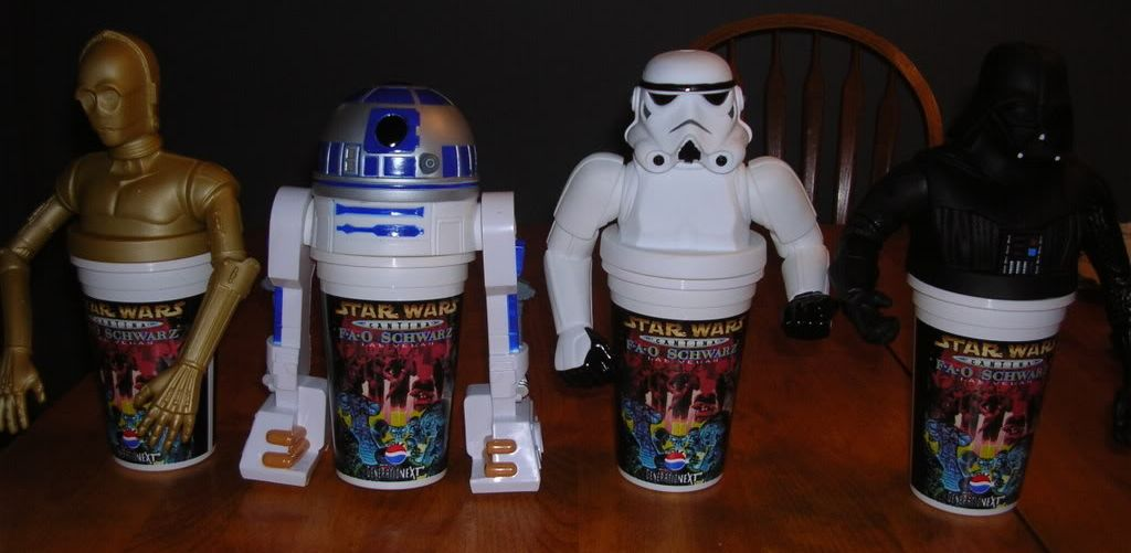 SW original cup toppers
