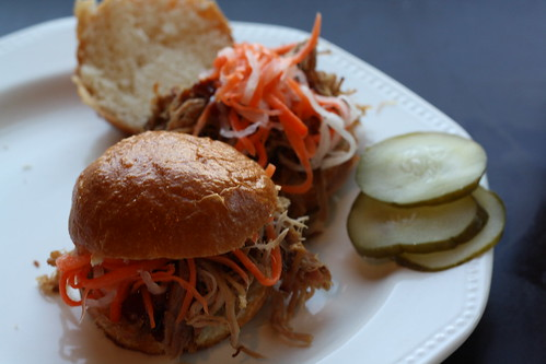 Bo Ssam Sliders