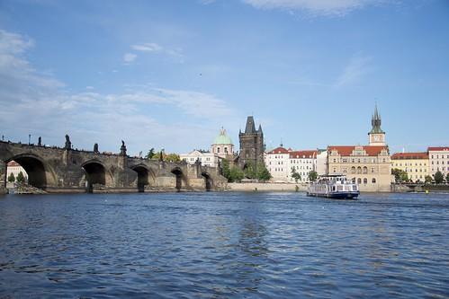 Vltava & Karlův most