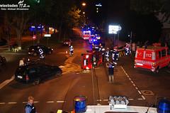 Verkehrsunfall Gutenbergplatz 21.08.11
