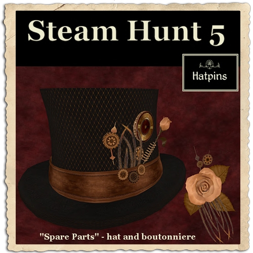 Hatpins-Spare-Parts---Steam
