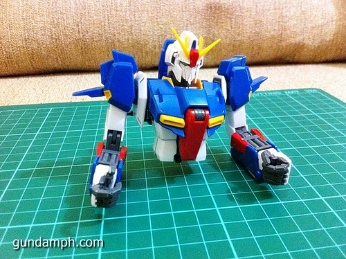 Building MG Zeta 2.0 HD Color Version (part 2) (34)