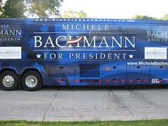 Bachmann In Iowa