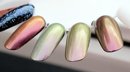 Nubar duochrome polishes (9)