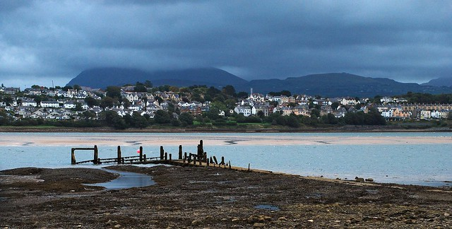 Mermaid jetty - Menai Straits - Foel Y Don / Tal Y Foel