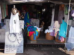 Clothes stall, Chatuchak Weekend Market