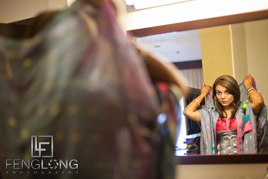 Shamz & Sana's Wedding Day 2 | Hyatt Place Atlanta Airport South | Atlanta Indian Photographer