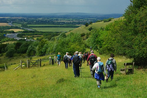 20110717-38_Midland Hill Walkers - Descent of the Chiltern Scarp by gary.hadden