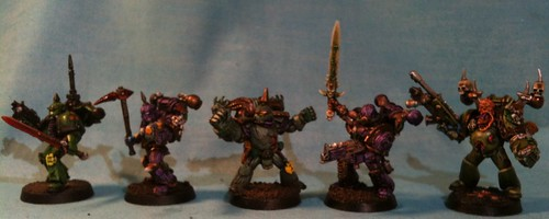Converted Plaguemarine Champions