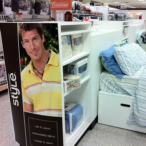 Brand Extension_Ty Pennington of Home Makeover TV Show