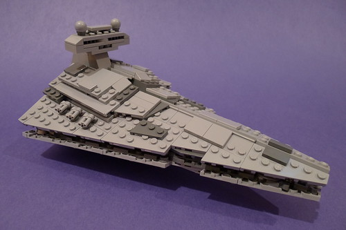 8099 Midi-scale Imperial Star Destroyer